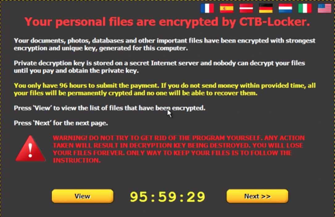 protect pc from ransomware