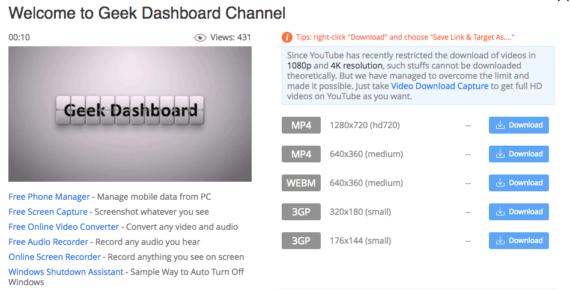 AceThinker Video Downloader