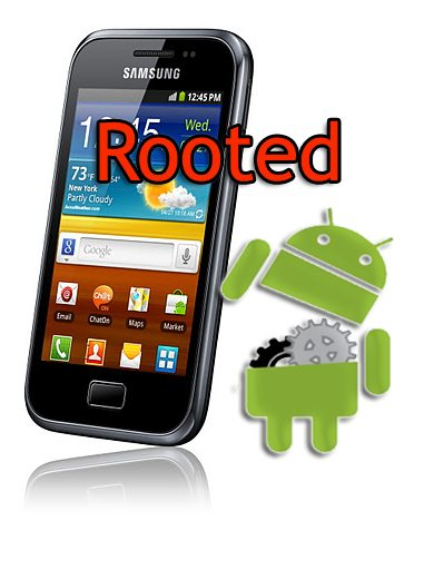 root samsung galaxy ace