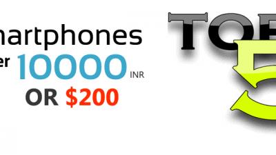 smatphones under $200