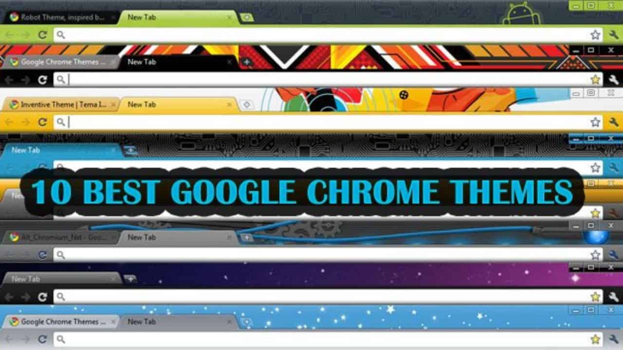 Top 10 Best Google Chrome Themes for 2019