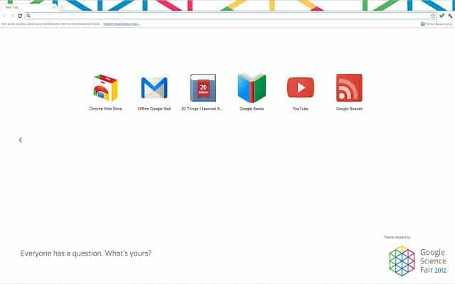 Best Themes for Google chrome