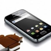 update Samsung Galaxy Ace to Android 4.0