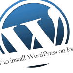 How to install WordPress on Localhost using WebMartix