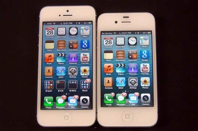 iphone 4 vs iphone 5 comparison between iphone 4s vs iphone 5 17344