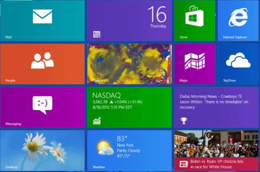 Windows 8 Gadgets