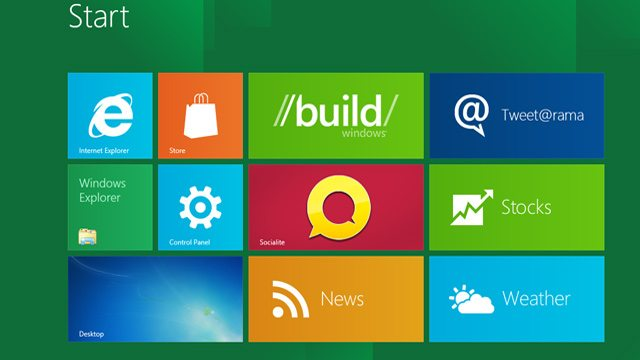 Windows 8 Apps