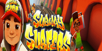 Subway Surfers game for PC