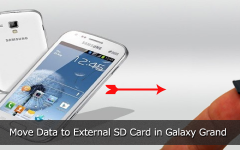 Move Data to External SD Card