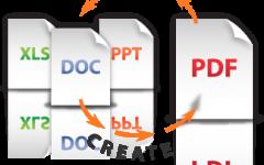 best free online pdf converters
