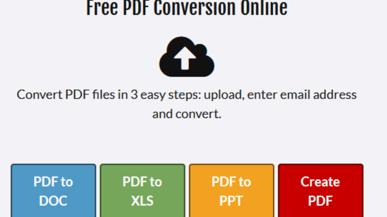 7 Best Free Online PDF Converters That Will Never Make You