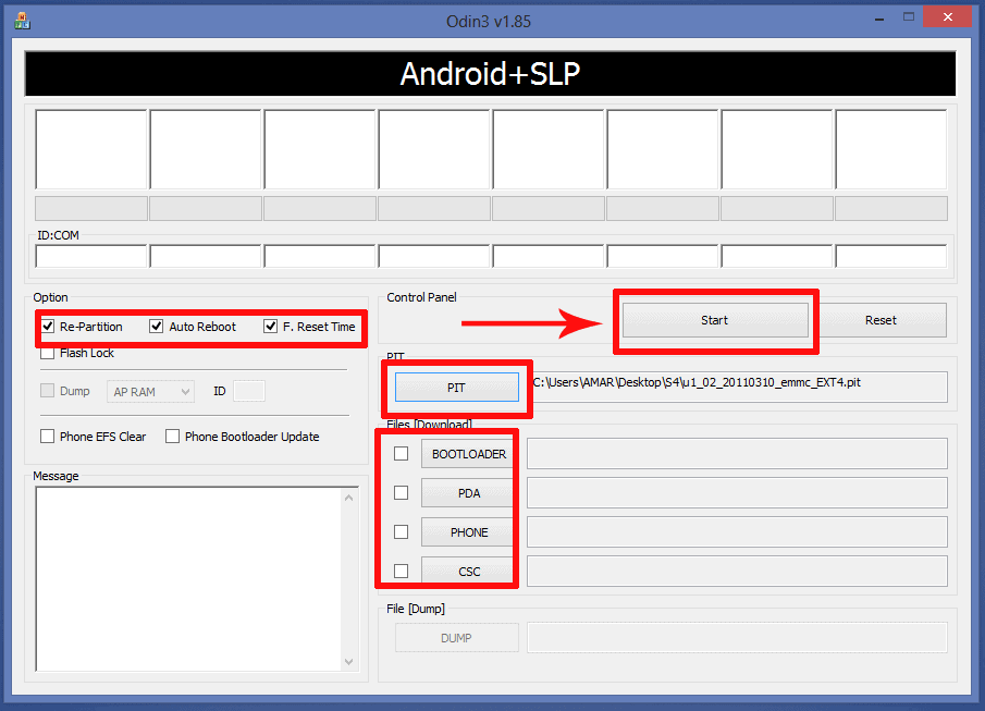 How To Root Samsung Galaxy S4 GT-19500 Using ODIN