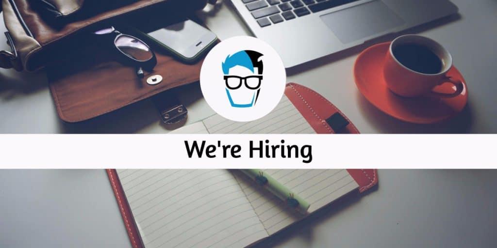 Geek Dashboard is hiring