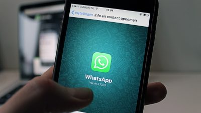 How to enable WhatsApp auto reply feature