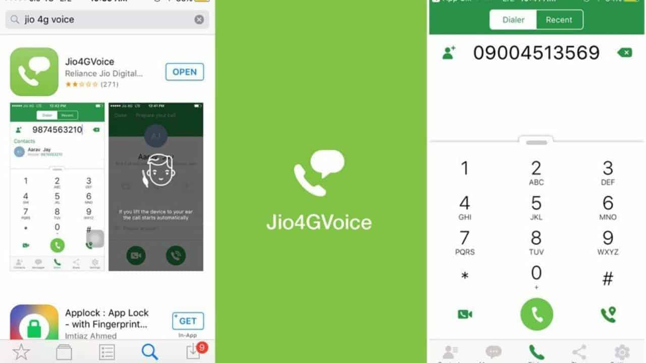 iPhone 5 and 5S now Supports 4G Voice and Video Calling with Latest