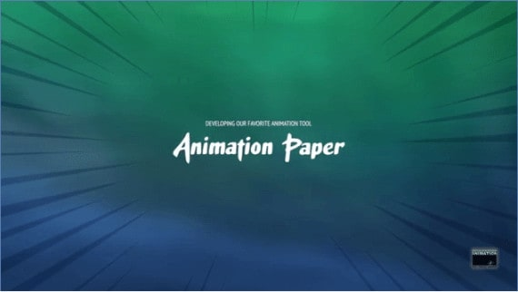Animation Paper - 2D Animation Software