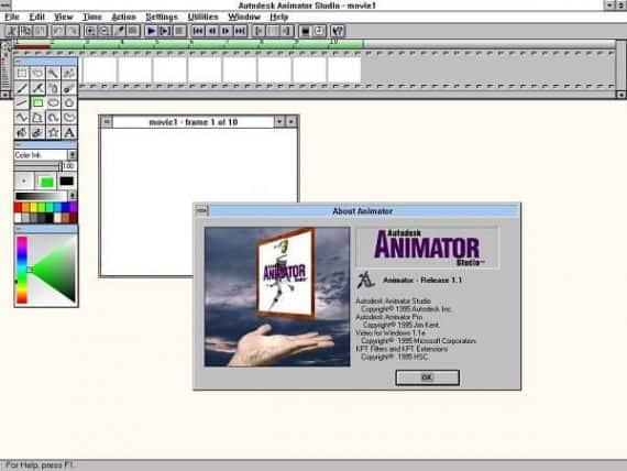 Autodesk Animator Studio - 2D Animation Software