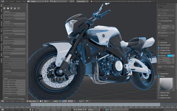 Blender - 3D Animation Software