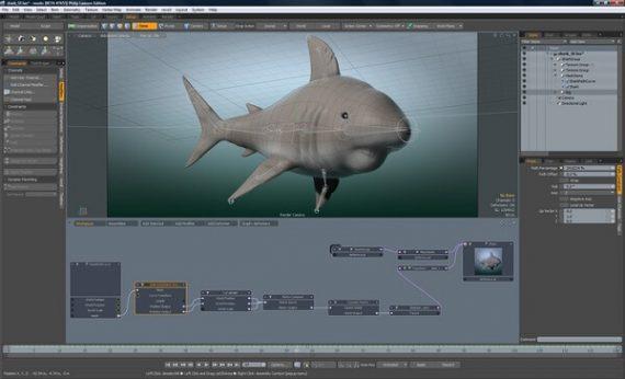 Modo - 3D Animation Software