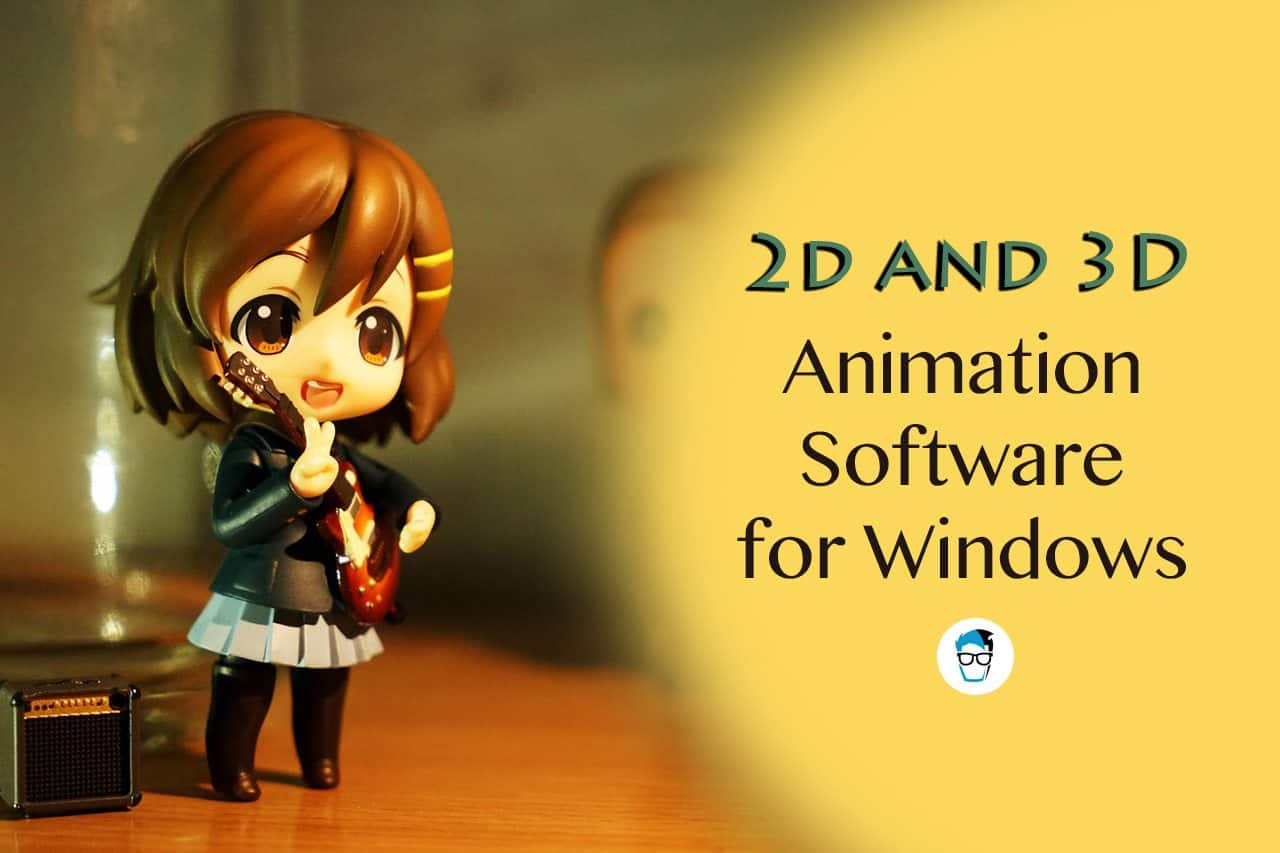 Top 10 Free Animation Software For Windows 2d And 3d Animation