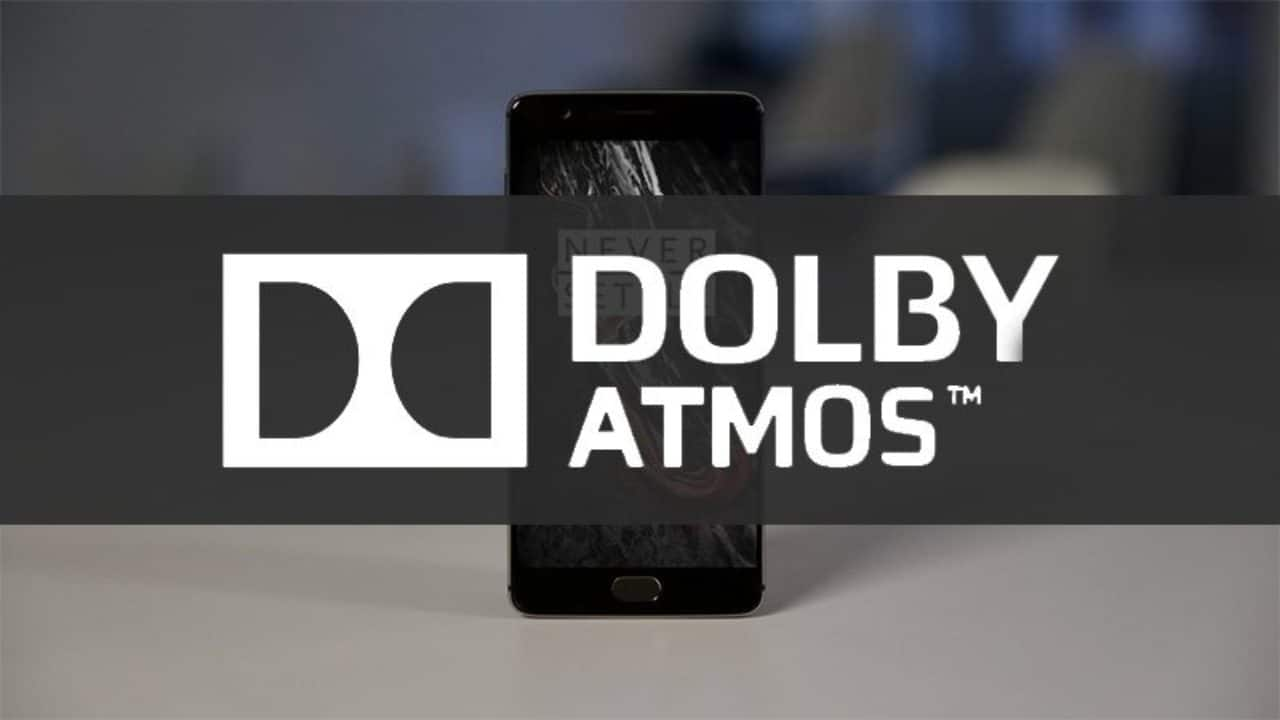 How to Install Dolby Atmos Sound Port on OnePlus 5 to Improve Sound