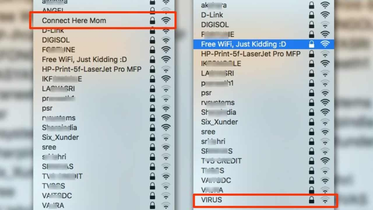 Top 75 Best and Funny WiFi names of All Time + WiFi Name Generator