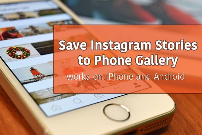 How to save instagram stories on android and iphone ccuart Images
