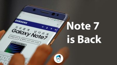 Samsung Galaxy Note 7 is back on sale