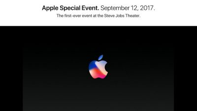 Apple Special Event - iPhone 8, iPhone X