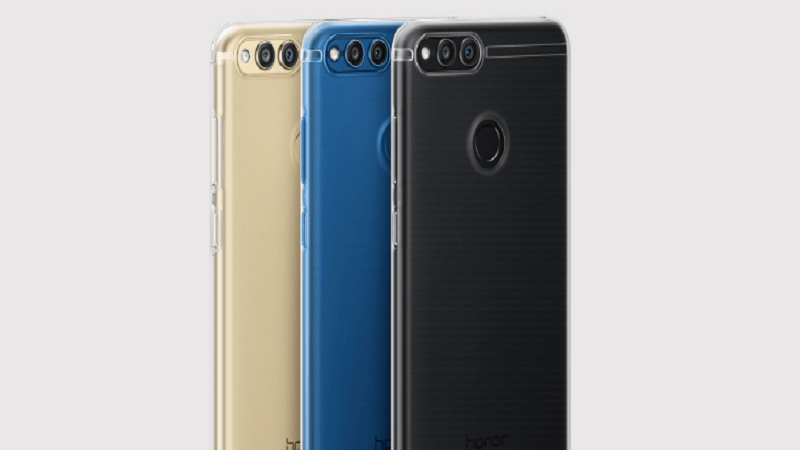 Huawei Honor 7x Launched With 593 Inch Fullvision Display Dual
