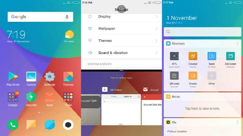 Xiaomi started rolling out miui 9 stable version for redmi note 4 users stopboris Images