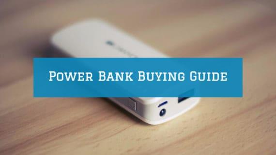 power bank buying guide
