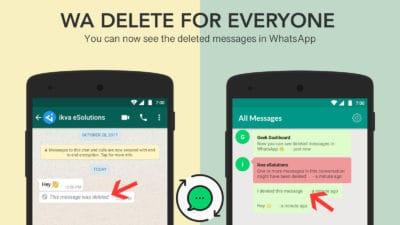 wa delete for everyone