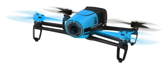 The Parrot Bebop 3DR Solo