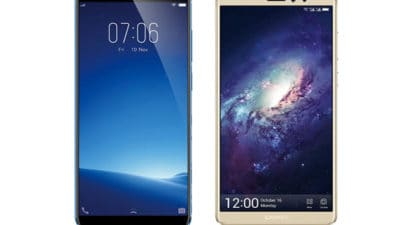 Vivo V7 vs Gionee M7 Power