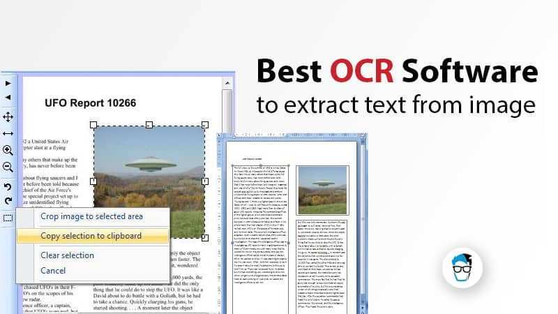 Top 6 Best OCR Software to Extract Text from Images