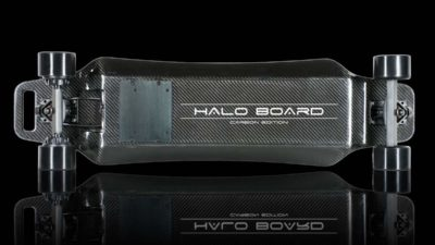 Halo Carbon Fiber Board