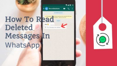 read deleted messages in whatsapp