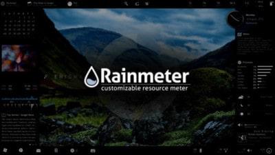 Top 15 Best Rainmeter Skins for Windows 10