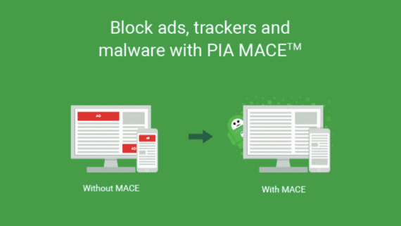 PIA VPN Extension for Chrome