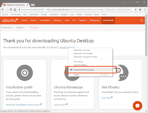 Download Accelerator and Manager for Chrome