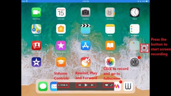 FonePaw allows to record iOS screen on PC