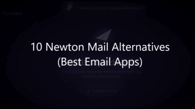 10 Newton Mail Alternatives in 2018