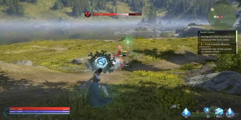Gameplay of Skyforge