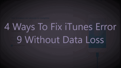dr.fone iPhone recovery software
