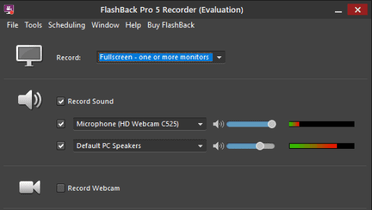 Flashback Express Game Screen Recorder