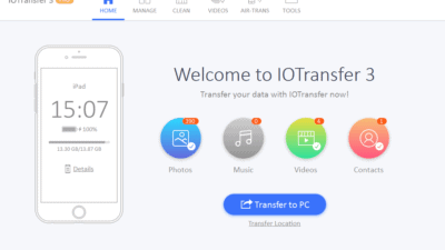 IOTransfer 3 Review