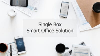 Single Box Smart Office Solution from Tata Tele Business Services