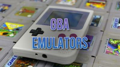 GBA emulators