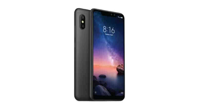 Xiaomi Launched Redmi Note 6 Pro in Thailand